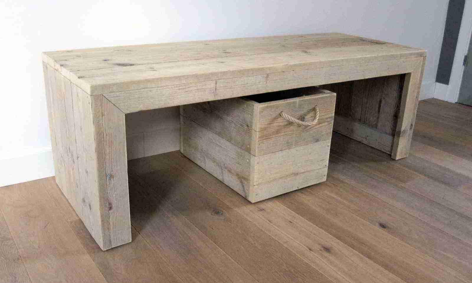 meubels maken van steigerhout
