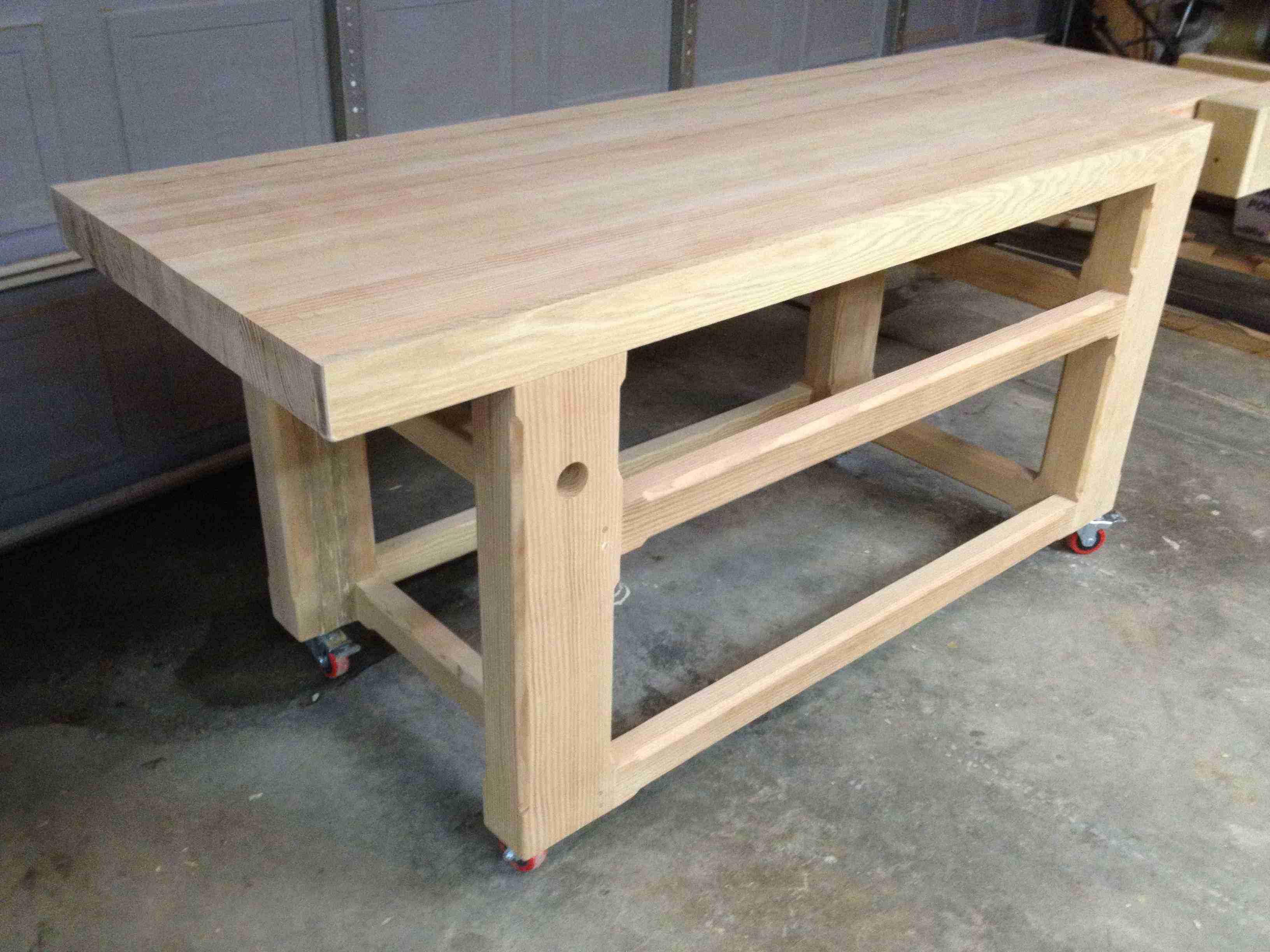 Zelf een tafel maken van steigerhout kijk maar snel verder for Zelf tafel maken