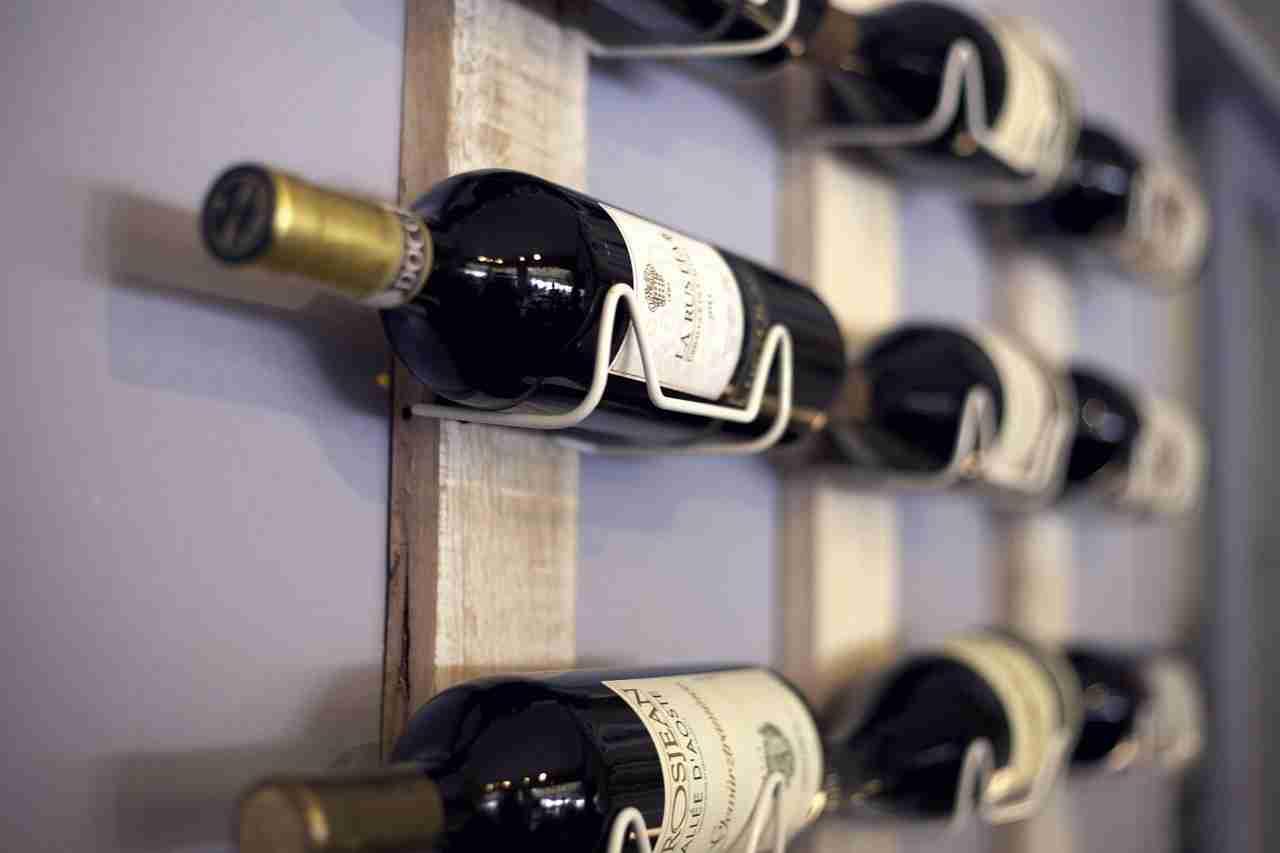 Zelf een wijnrek maken