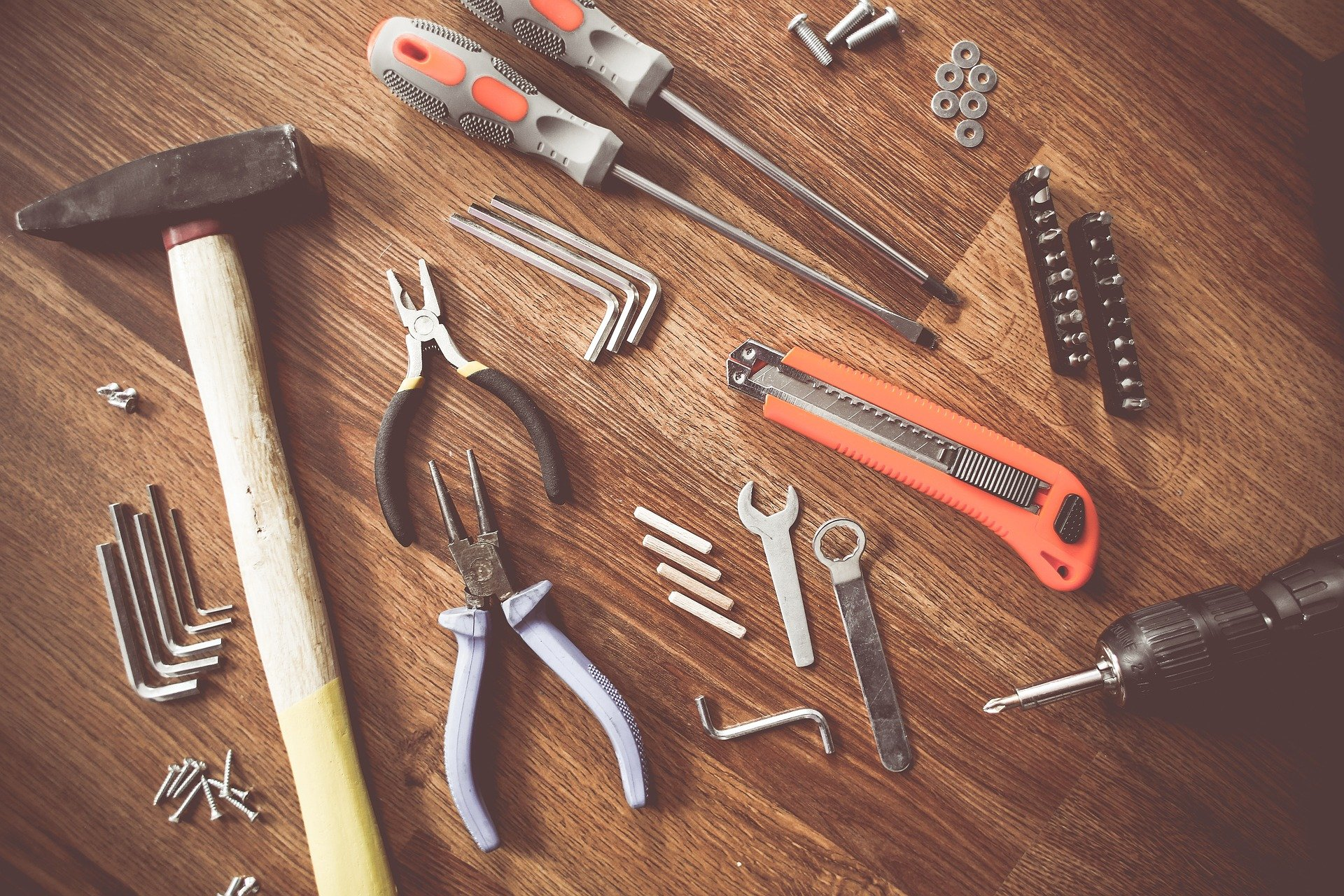 gereedschapskarren