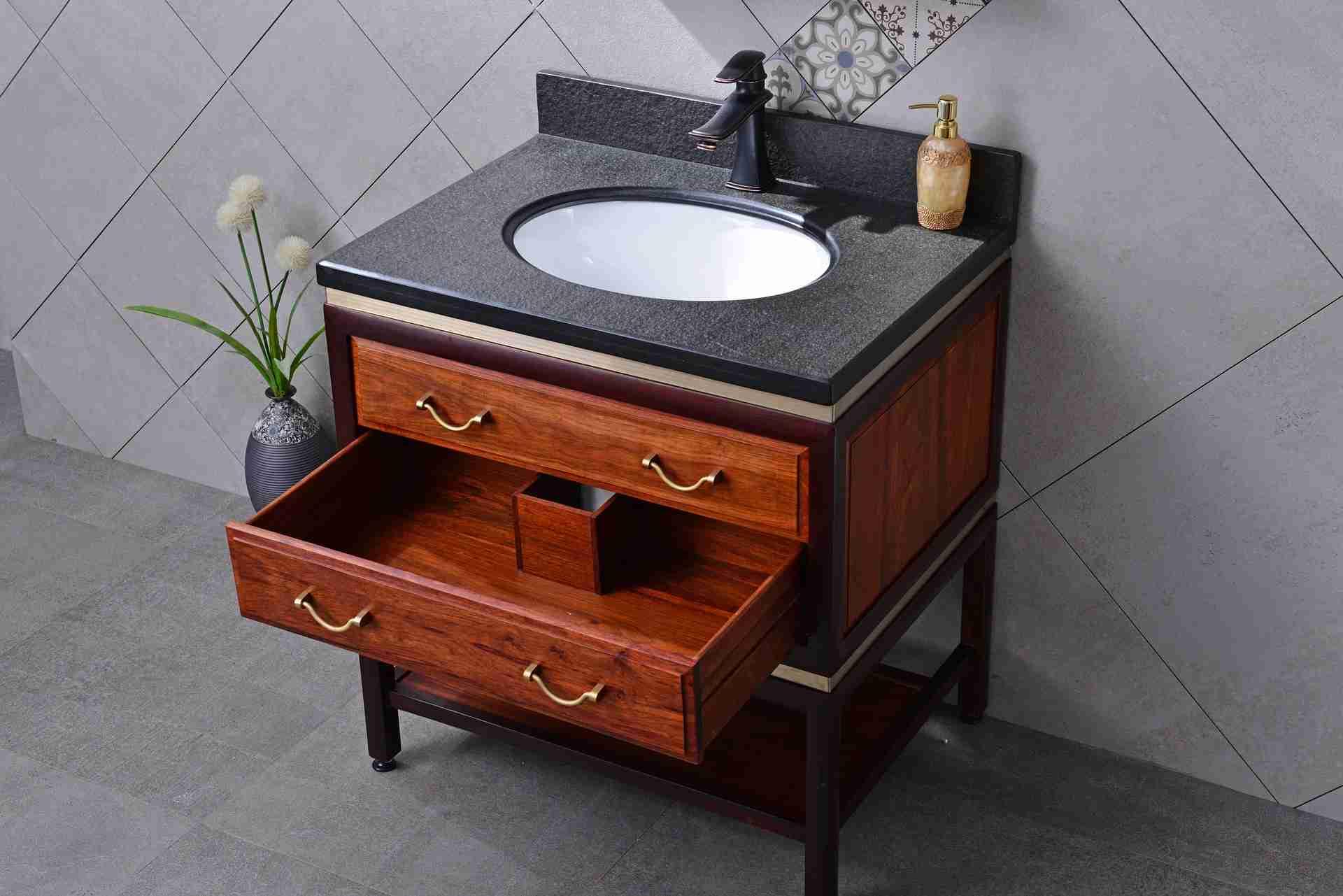 Kan steigerhout in de badkamer?
